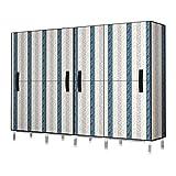 LYLY Armario simple organizador de ropa para dormitorio, armario, armario, armario, portátil, (color: A, tamaño: 205 x 45 x 175 cm)