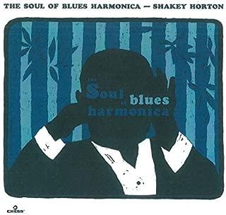 Soul of Blues Harmonica by BIG WALTER HORTON (2014-08-27)