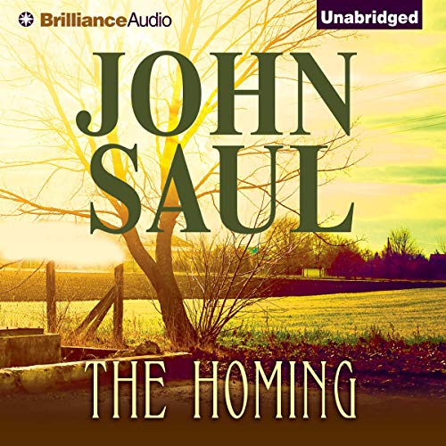 The Homing audiobook cover art