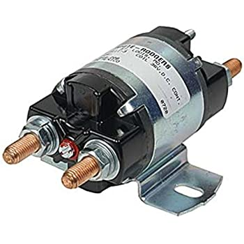 WHITE RODGERS 12 VOLT 100 AMP 3 TERMINAL CONTINUOUS DUTY SOLENOID 124-105211 5120740 SO51207 124-105211-5 124-105211-3