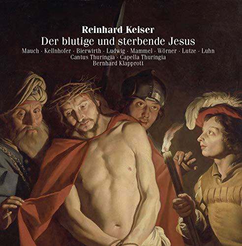 Der blutige und sterbende Jesus, Pt. 1: No. 25, Kein König nimmt der Sklaven Urteil an