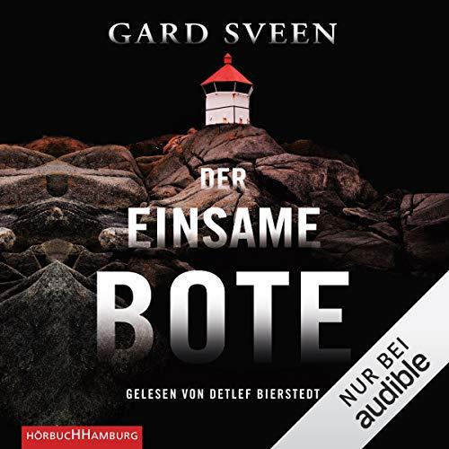 Der einsame Bote audiobook cover art