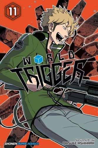 World Trigger Volume 11