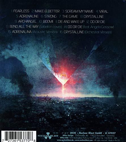 Manifest (Lim. Mediabook incl. 4 bonus tracks)