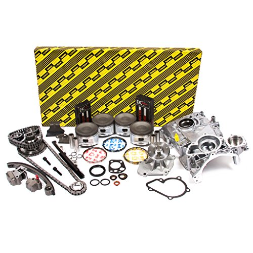 Evergreen OK3027/0/0/0 Fits 95-98 Nissan 240SX 2.4L DOHC KA24DE Engine Rebuild Kit