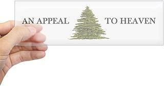 CafePress an Appeal to Heaven Flag Bumper Sticker 10
