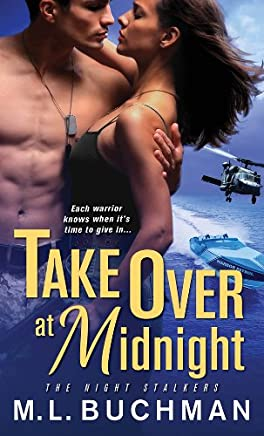 Take Over at Midnight (The Night Stalkers Book 7) (English Edition)