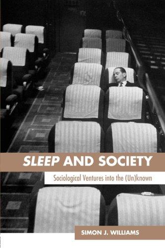 Sleep and society