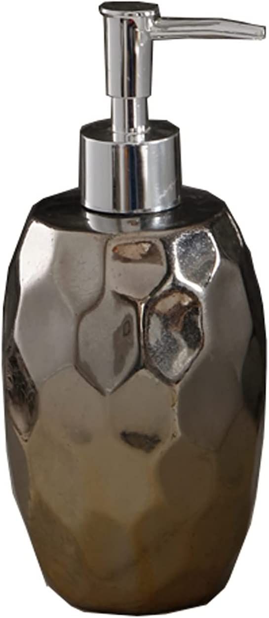 New products, world's highest quality popular! Soldering Soap Dispenser Bottle Lotion Diamond Ceramic Textured