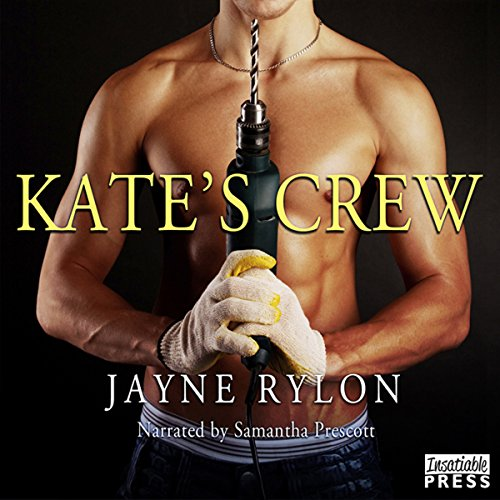 Kate's Crew audiobook cover art