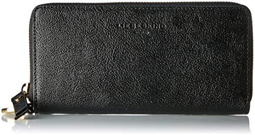 Liebeskind Berlin Damen Posallyw8 Pouch Geldbörse, Schwarz (Schwarz (Black), 2.0x10.0x19.0 cm