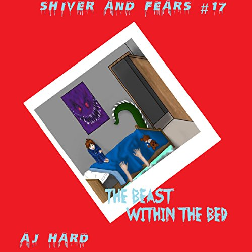 The Beast Within the Bed audiobook cover art