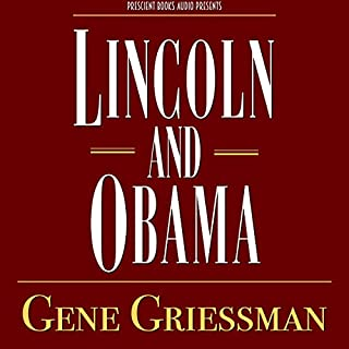 Lincoln and Obama cover art