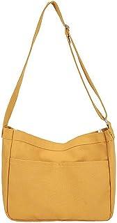 Fanspack Shoulder Bag Multipurpose Satchel Pouch Casual Crossbody Bag Purse Messenger Bag