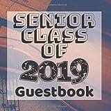 Senior Class of 2019 Guestbook: Violin Music Musician Graduation Party Guest Sign In Book Registry|Graduate Parties Supplies|Keepsake ... Address|University College High School