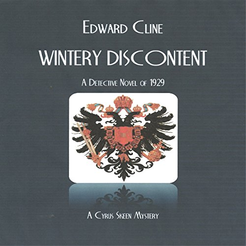 Wintery Discontent: A Detective Novel of 1929 audiobook cover art