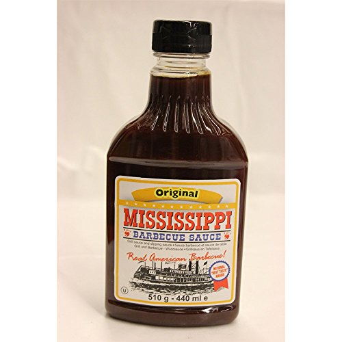 Mississippi BBQ-Sauce Original 0.51kg