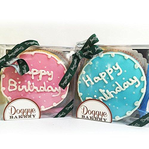 Bubba Rose Doggye Hundetorte, Torte, Kuchen, Geburtstagskuchen Geburtstagstorte für Hunde