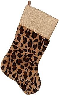 Best cheetah print christmas stockings Reviews