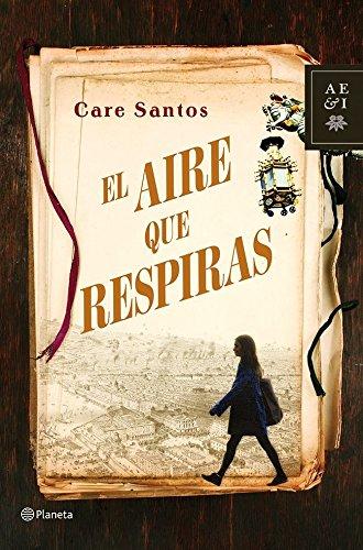 El aire que respiras (Autores Españoles e Iberoamericanos)
