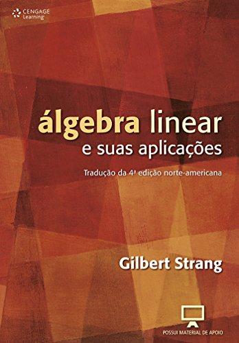 Álgebra linear e suas aplicações