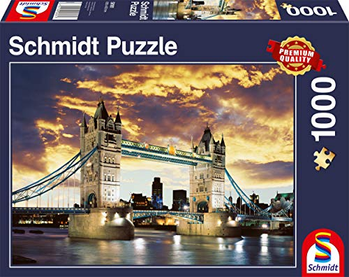 Schmidt - Tower Bridge London Puzzle, 1000 Pezzi