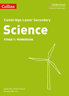 Lower Secondary Science Workbook: Stage 7
