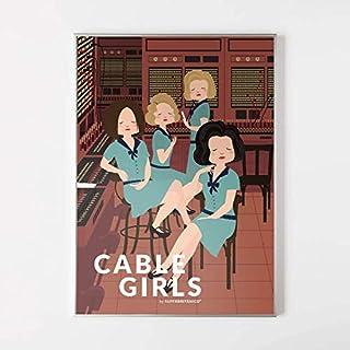 Amazon.es: poster las chicas del cable