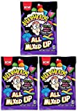 Warheads All Mixed Up Assorted Sour Candy Mix, 5 Ounces...