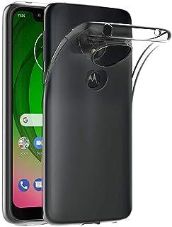 Funda para Motorola Moto G7 Play (5,7 Pulgadas) MaiJin Resistente a arañazos TPU cubierta de delgada capa de silicona en la parte posterior