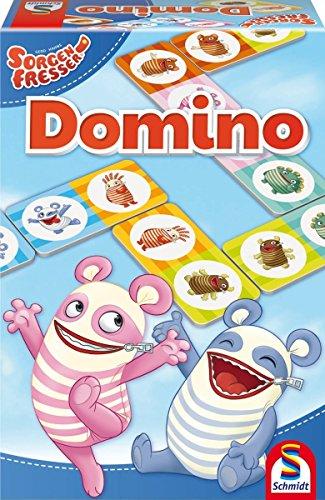 Schmidt Spiele Sorgenfresser, Domino