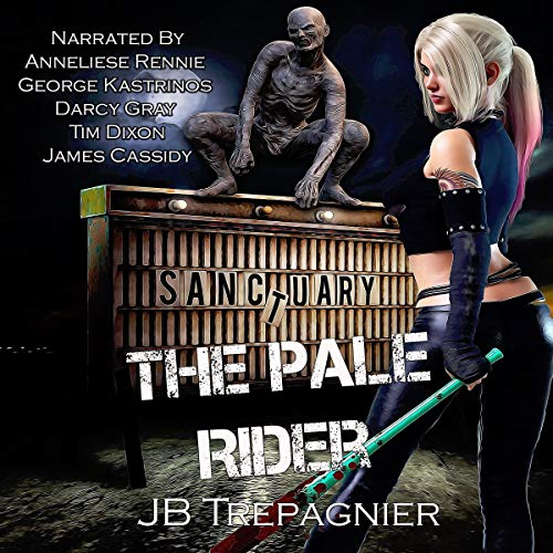The Pale Rider Titelbild