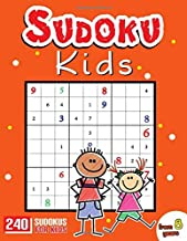 Sudoku Kids 8 Years: Sudoku For Kids 8-12 Years - Sudoku Puzzle Book With 240 Sudokus For Children Ages 8-12
