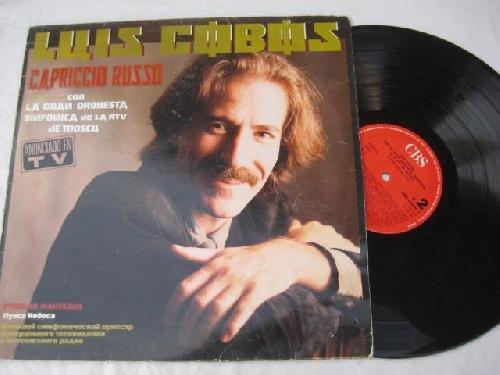 Antiguo Vinilo - Old Vinyl : LUIS COBOS con la Gran Orquesta...