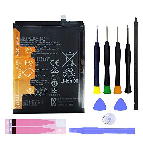 MUKUZI Mate 9 pro バッテリー Huawei Mate 9 互換 バッテリー 贈り物を贈る 据え付け道具