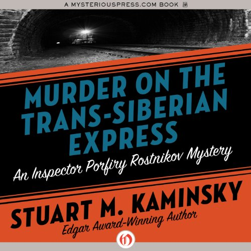 Murder on the Trans-Siberian Express Titelbild