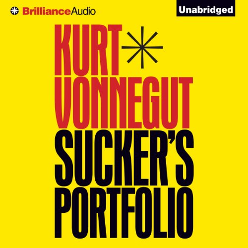 Sucker's Portfolio audiobook cover art