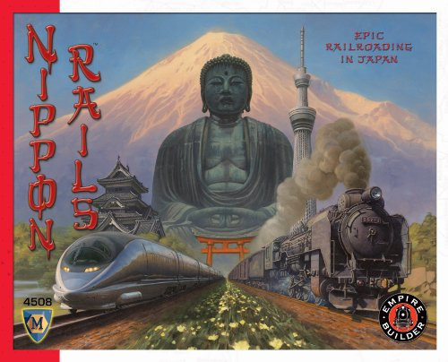 Mayfair Games Nippon Rails