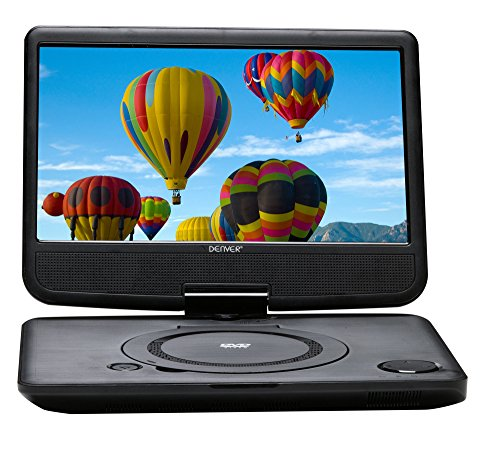 Denver tragbarer DVD-Player MT1083NB