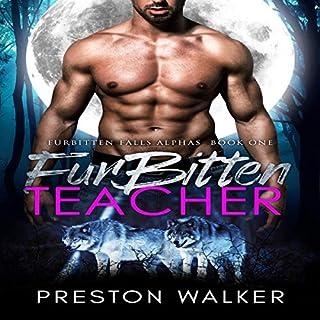 Furbitten Teacher audiobook cover art