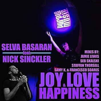Joy Love Happiness