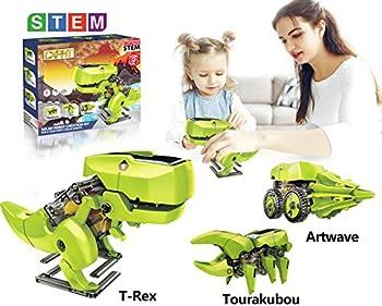 Happyplay Solar Robot STEM Toy Kit