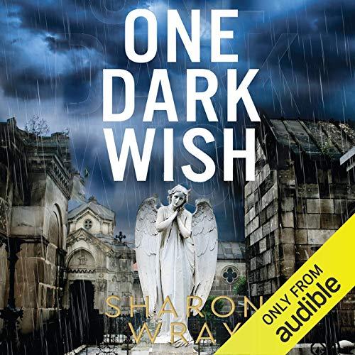 One Dark Wish audiobook cover art