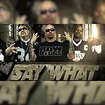 Say What (feat. Roscoe & Danny Boy)