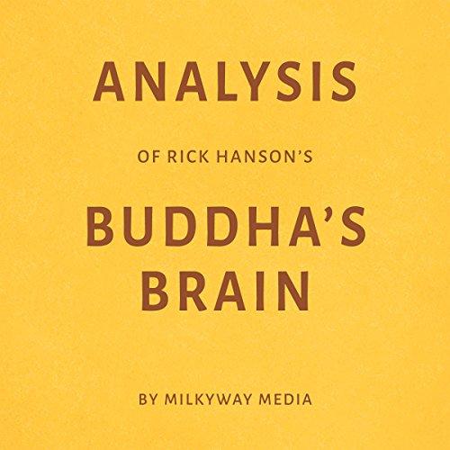 Analysis of Rick Hanson's Buddha's Brain audiobook cover art