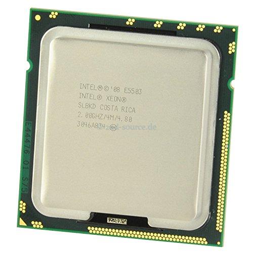 Intel Xeon E5504Dual Core Prozessor? 2,00GHz, 4MB Cache, Sockel 1366