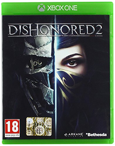 BETHESDA DISHONORED 2 PER XBOX ONE VERSIONE ITALIANA