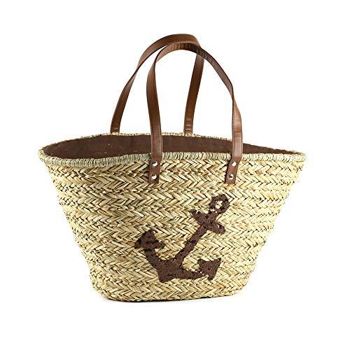 Cesta Funda Style bolsa de la compra Cesta Shopper playa seegrass