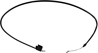 Wadoy Engine Zone Control Cable for MTD 946-0957 746-0957 Fits Most Push Mowers with Cable Length 50inch Conduit Length 37 inch