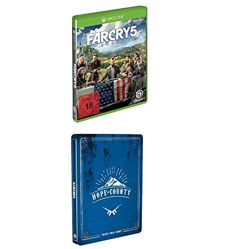 Far Cry 5 - Steelbook Edition - (exkl. bei Amazon.de) - [Xbox One]